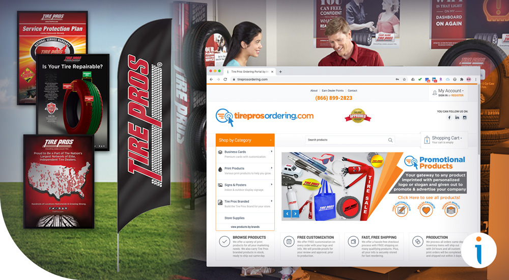 Comprehensive Print Solutions Solves Franchise Marketing Challenges