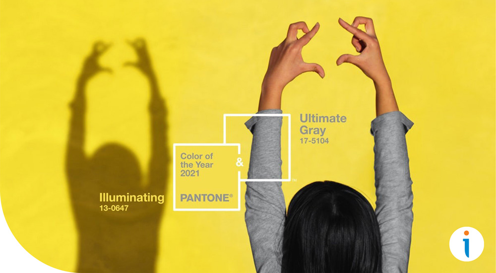 2021 Looks Bright with Pantone's Colors of the Year