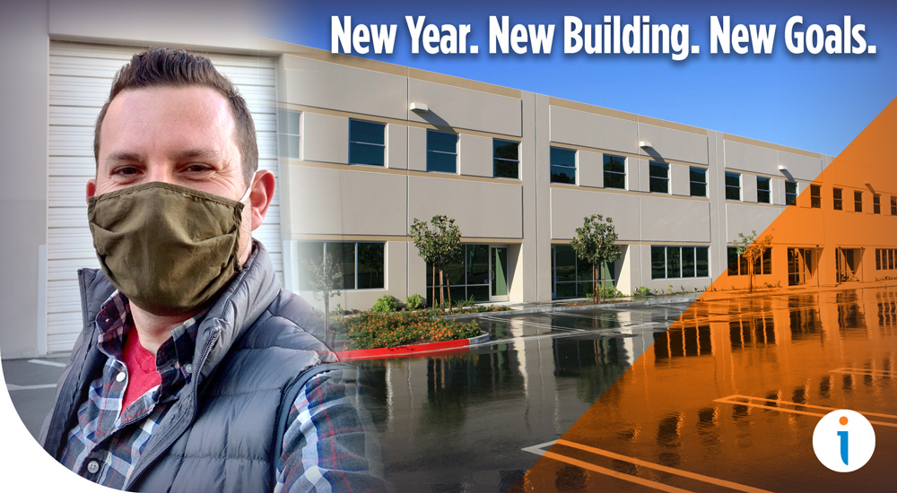 New Year. New Building. New Goals.