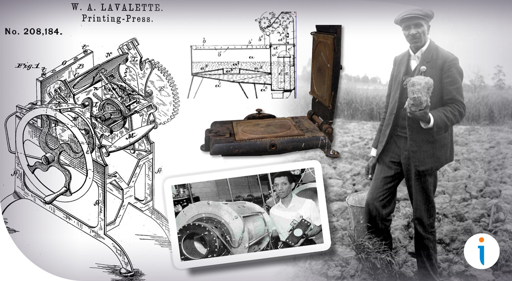 Honoring Black Inventors in Printing