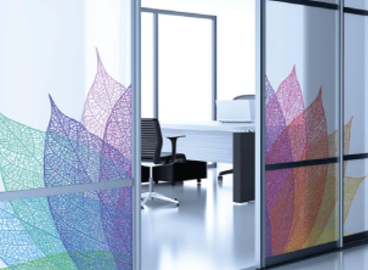 Large Format Printing - Window Graphics