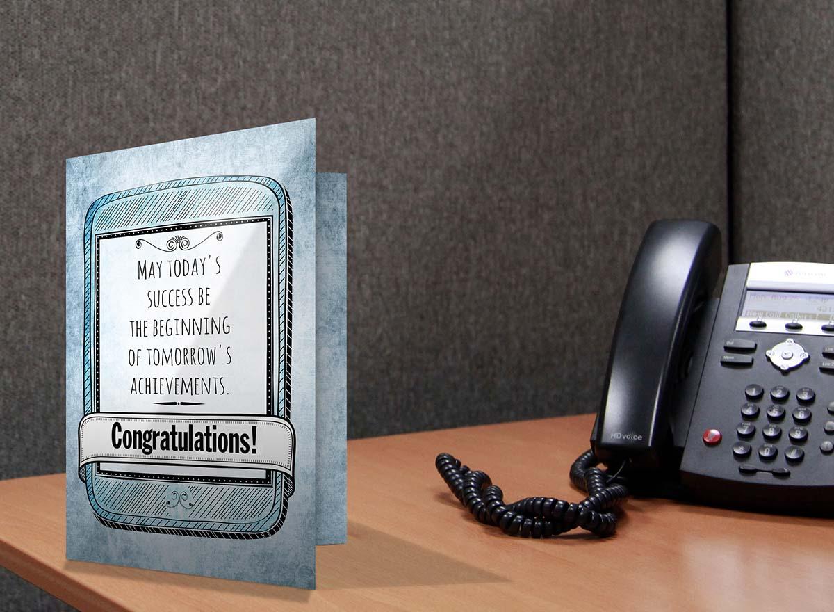 Marketing Materials Printing - Greeting Cards
