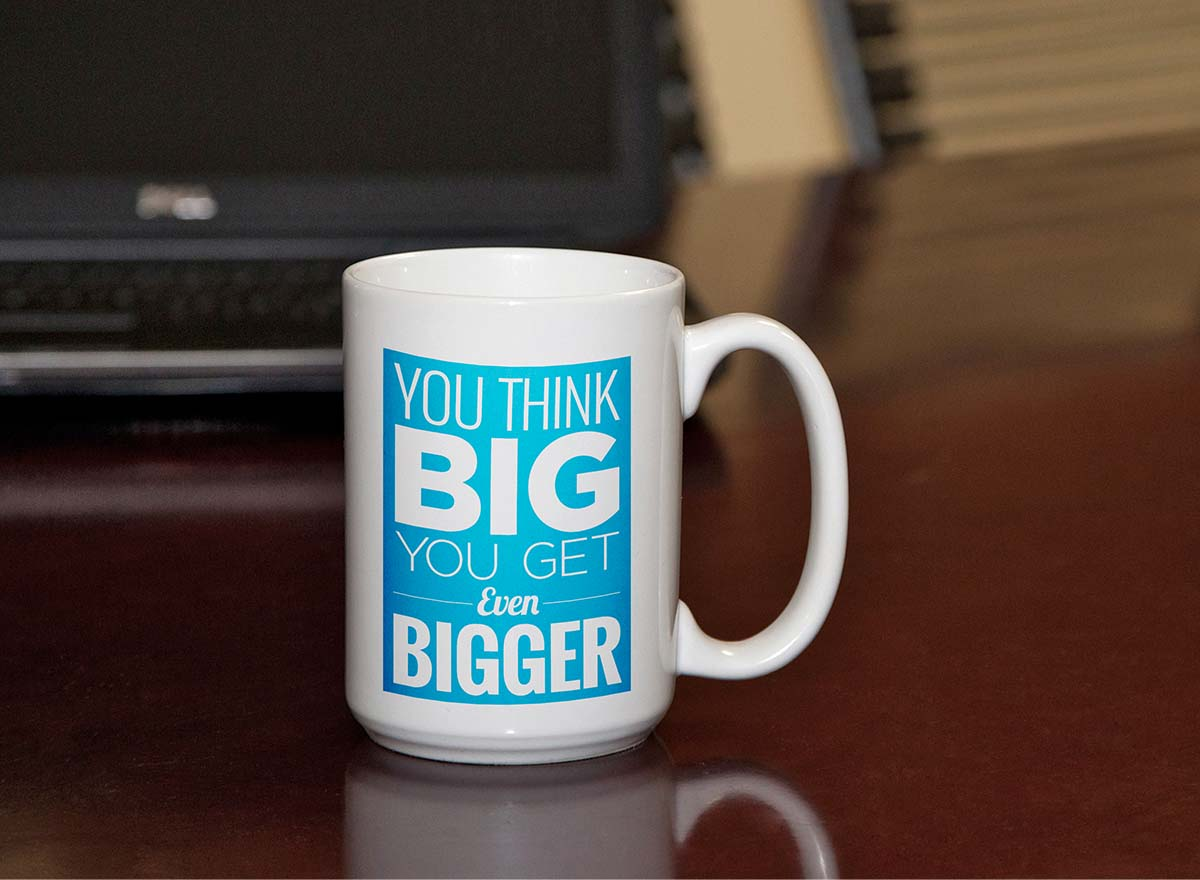 Promotional Products Printing - Mugs
